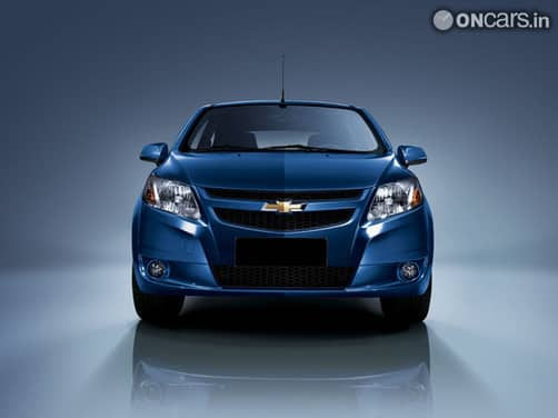 Upcoming Car  Chevrolet Sail Sedan Exterior img2