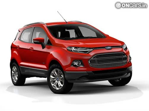 Upcoming Car  Ford Ecosport img3
