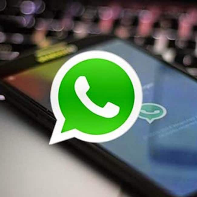 Upgrade your Whatsapp App from the Google Play store