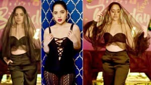 Urfi Javed Celebrates Her Birthday Dressed as Black Widow, Fans Call Her 'Hottie'  See Pics