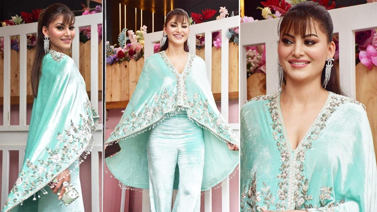 Urvashi Rautela Makes Fashion Disaster