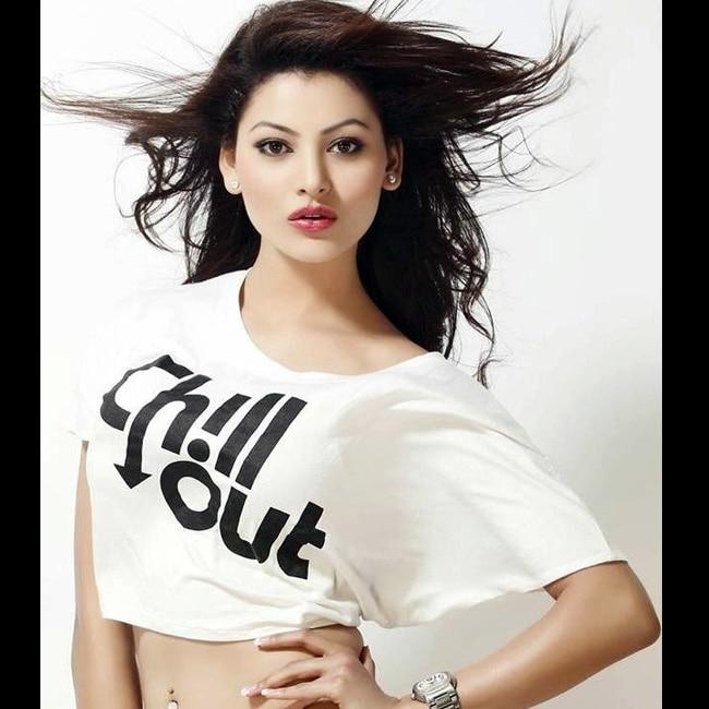 Urvashi Rautela poses seductive for a sexy shoot