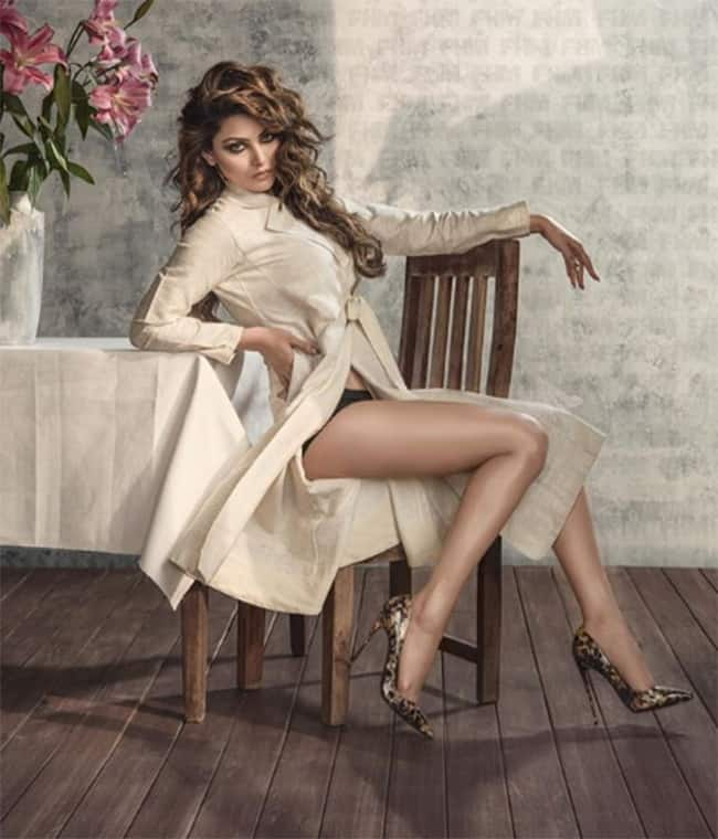 Urvashi Rautela sizzles in sexy photoshoot
