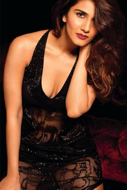 Vaani Kapoor looks black hot in this picture