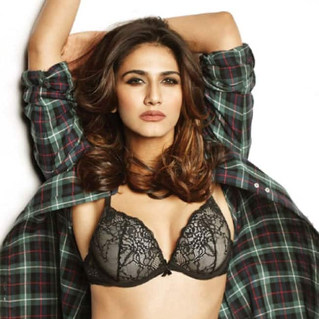 Vaani Kapoor poses for a hot picture