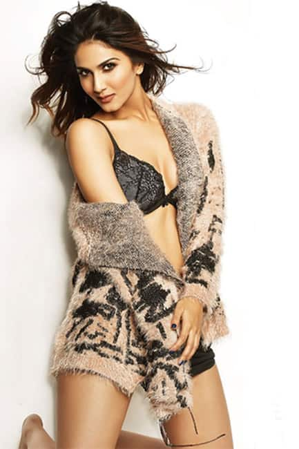 Vaani Kapoor poses for a sexy picture