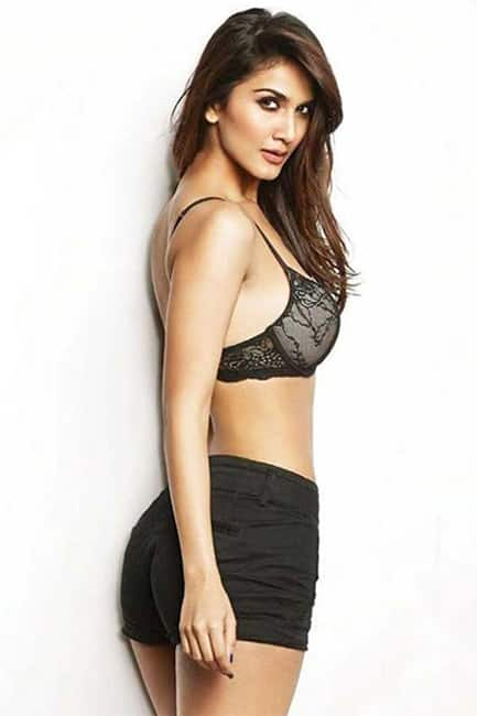 Vaani Kapoor poses for a smoking hot picture