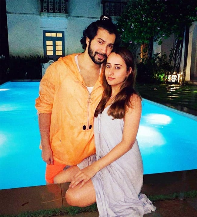 Varun Dhawan and Natasha Dalal are all set to tie the knot on January 24  2021