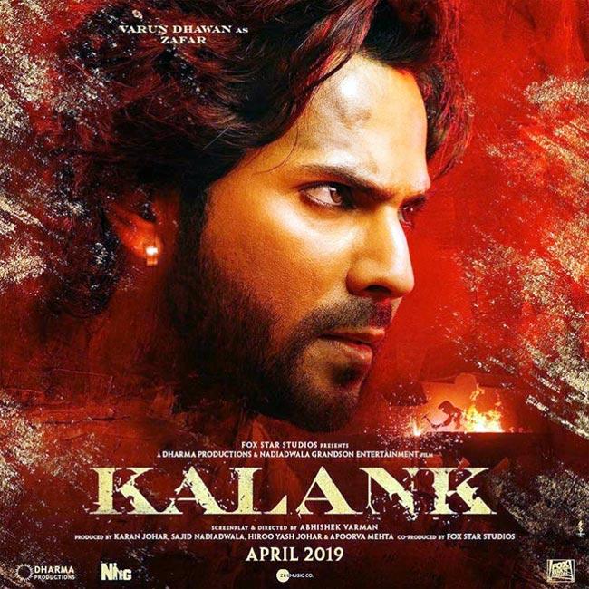Varun Dhawan Plays Zafar