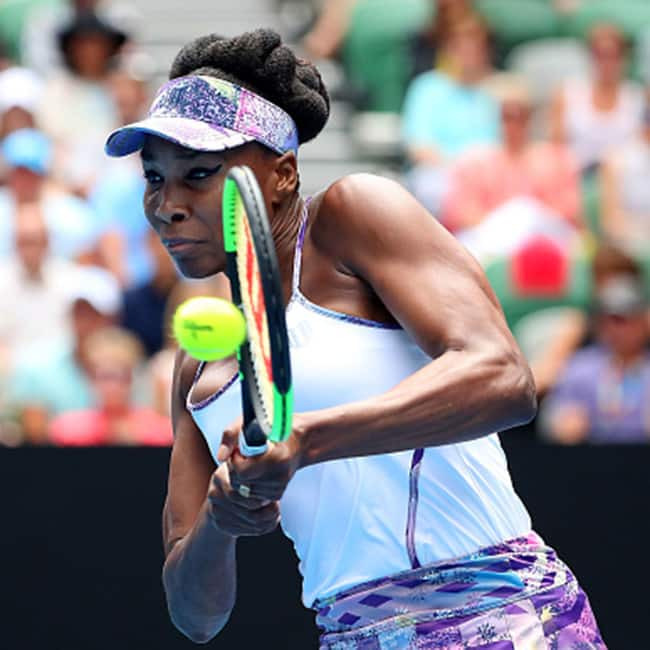 Venus Williams beats Coco Vandeweghe to reach Australian Open 2017 final