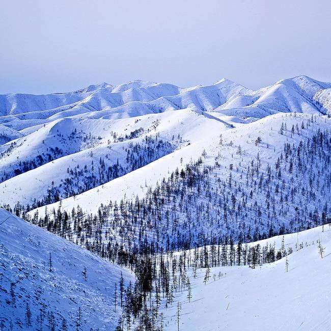 Verkhoyansk in Russia