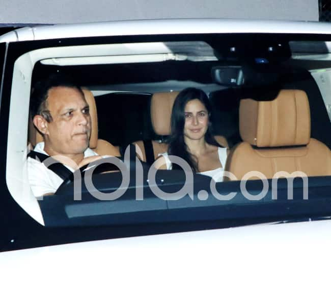 Vicky and Katrina in a film soon