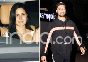 Vicky Kaushal And Katrina Kaif Clicked Together Once Again, What's Brewing?