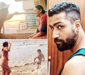 Happy Birthday Vicky Kaushal: Actor's Photos That Show He's a Family Man at Heart
