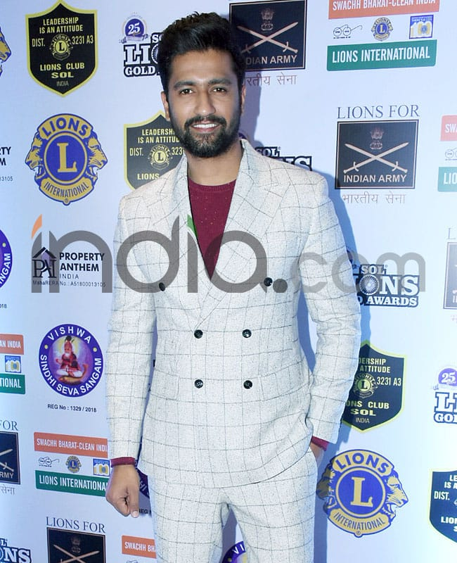 Vicky Kaushal won Best Actor in a Supporting Role