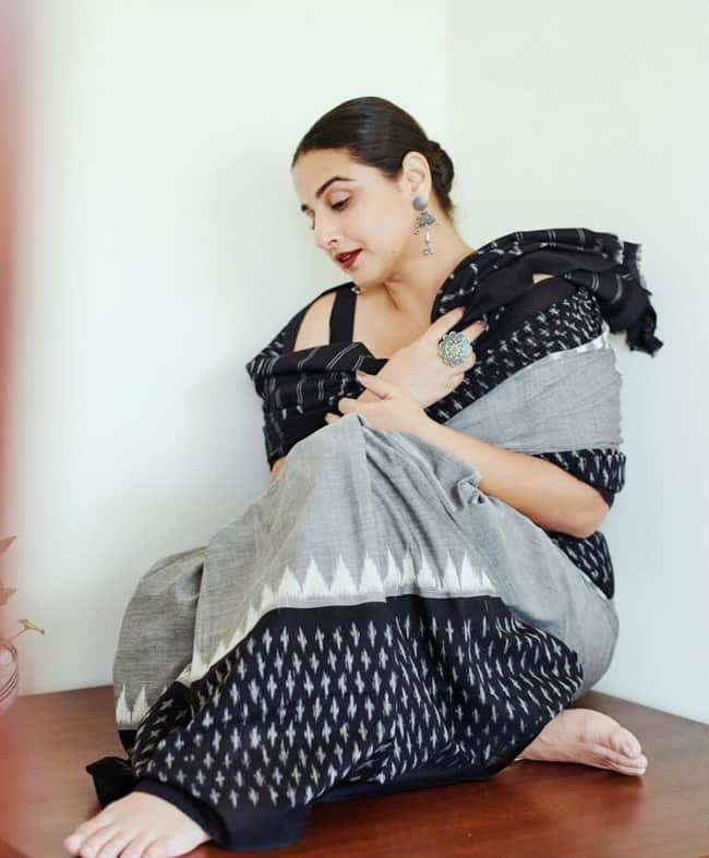 Vidya Balan Impresses Fans With Her Latest Pictures