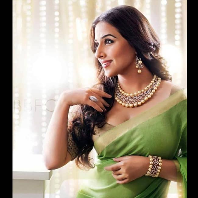 Vidya Balan looks stunning in this picture