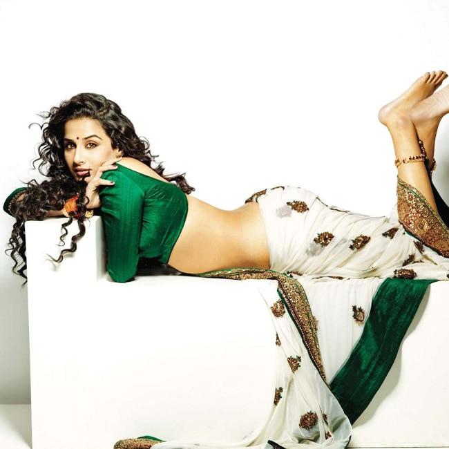 Vidya Balan poses in super steamy avatar during hot HD shoot