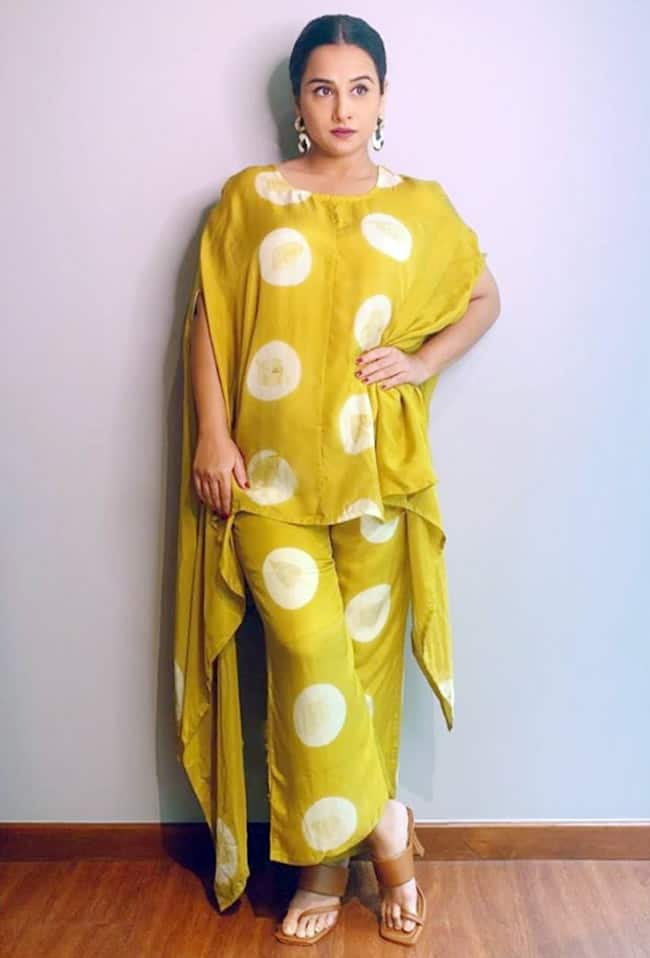 Vidya Balan promotes local artisans