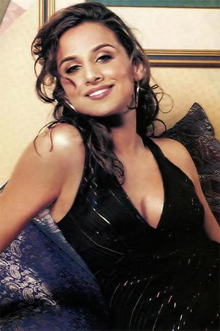 Vidya Balan   s steamy picture
