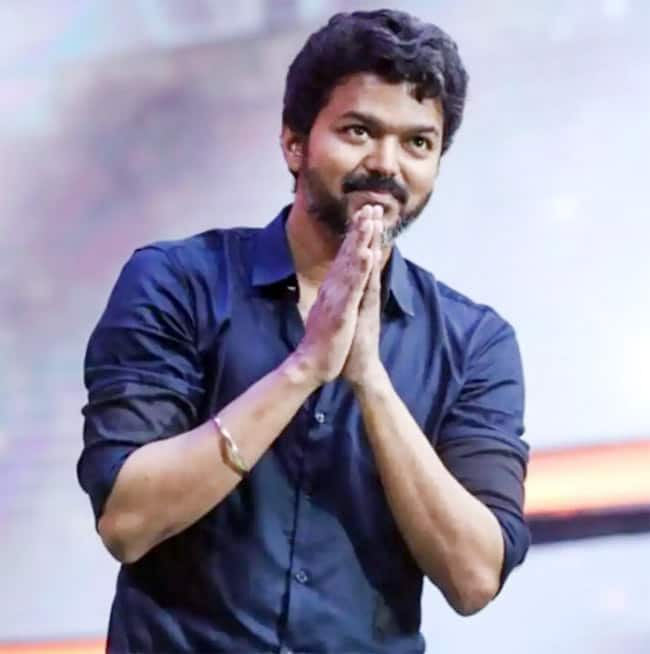 Vijay Is the Highest Paid Tamil Actor