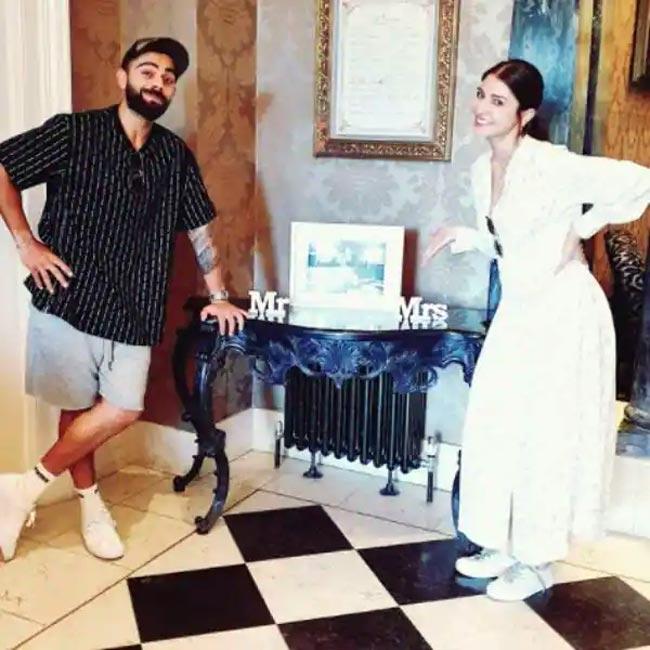 Virat Anushka   s Home Is Worth Rs 34 Crore