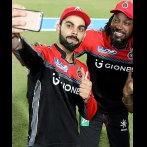 BFFs of the cricket world; who are on-field rivals