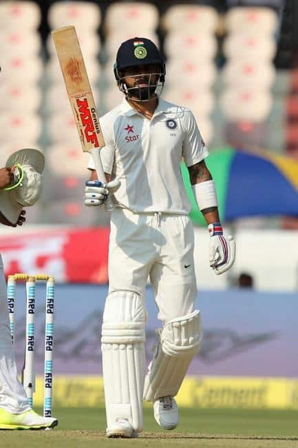 Virat Kohli has got another record against his name during India vs Bangladesh test match