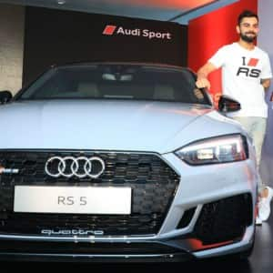 Virat Kohli launches Audi RS5 Coupe 2018 in India; check out price features and specifications