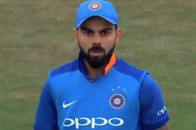 Virat s Expression Says it All