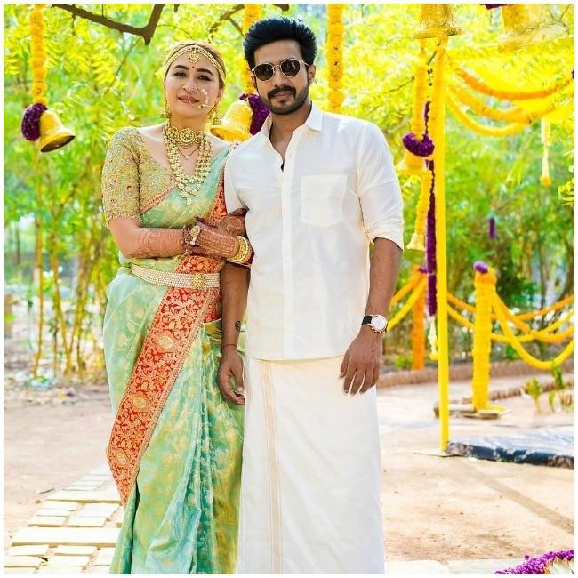 Vishnu Vishal Jwala Gutta wedding pics out