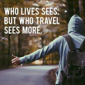 7 travel quotes that will make you pack your bags instantly!