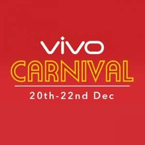 Amazon Vivo Carnival Sale: Check out deals and offers on top Vivo smartphones
