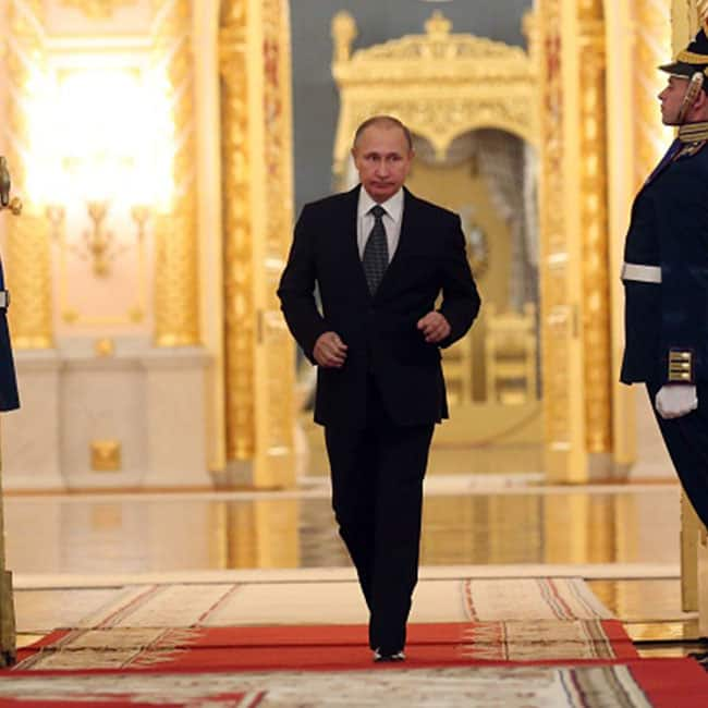 Vladimir Putin tops the list of 10 most powerful people in the world by Forbes List 2016