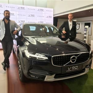 Volvo V90 Cross Country launched in India: Check out its features and specifications
