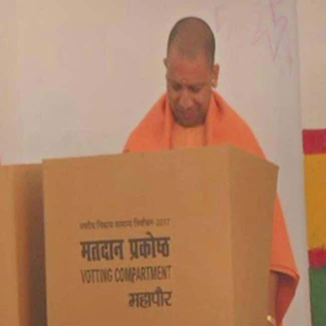 Voting for first phase of local body election begins in UP
