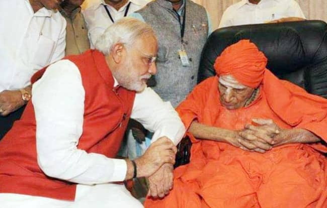Walking God  Shivakumara Swamiji Passes Away at 111  Top Politicos Pay Tribute to Longest living Seer