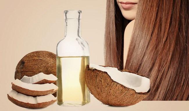 Warm Coconut Oil Massage