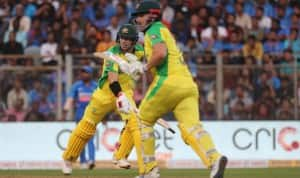 1st ODI Pictures: Warner, Finch Slam Hundreds as Australia Thrash India by 10 Wickets | SEE PICS