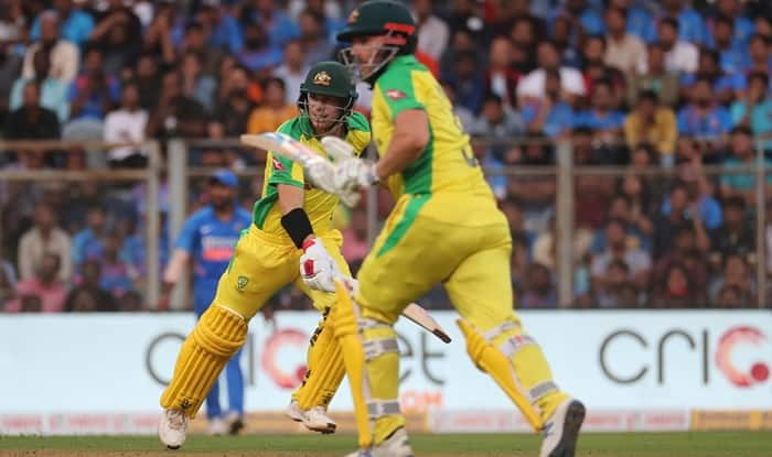 Warner Finch Too Hot to Handle For Indian Bowlers