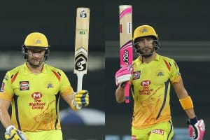 KXIP vs CSK 2020, IPL 2020 Match 18 in Pictures: Shane Watson, Faf Du Plessis Shine as Chennai Super Kings End Losing Streak, Beat Kings XI Punjab by 10 Wickets