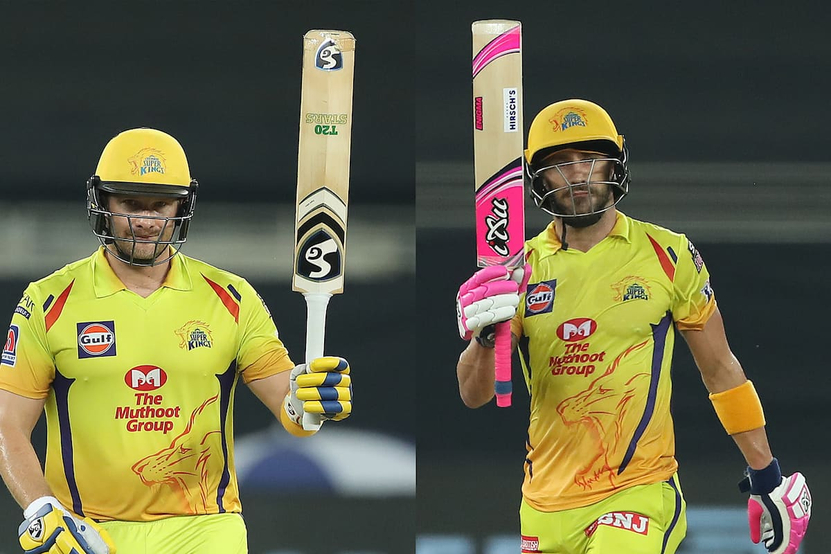 Watson Du Plessis Star in CSK s Ruthless Win
