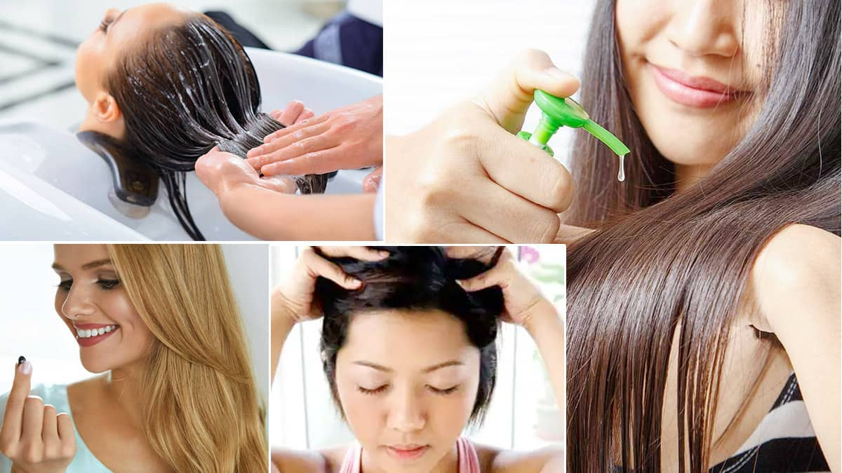 Ways to Tame And Nourish Your Hair