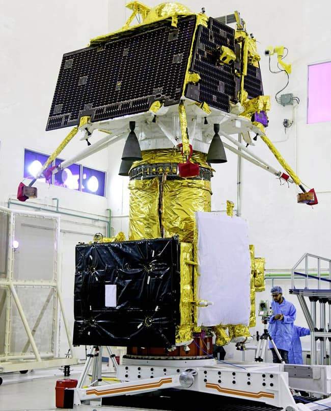 When and where is the launch of Chandrayaan 2  Pragyaan Rover