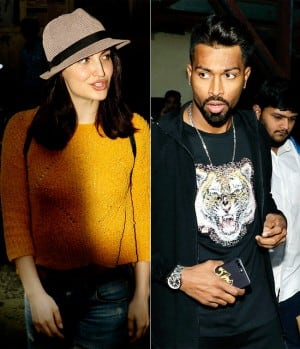 IN PICS: Times when Elli Avaram and Hardik Pandya proved to be in a relationship