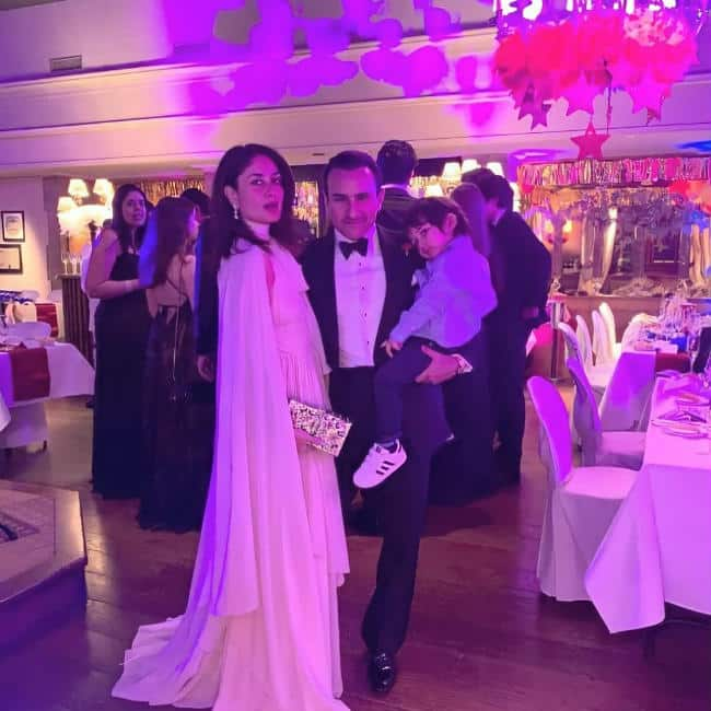 Where Bollywood celebs are partying this New Year