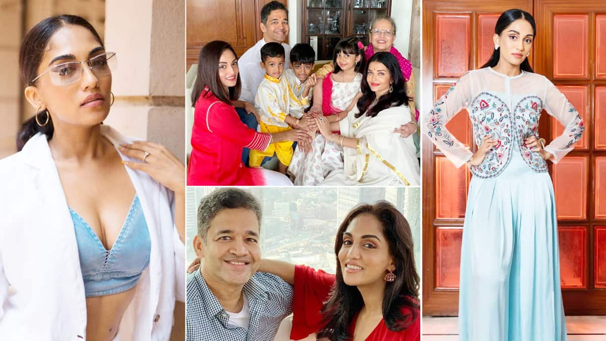 Who is Aishwarya Rai Bachchan s Sister In Law Shrima Rai
