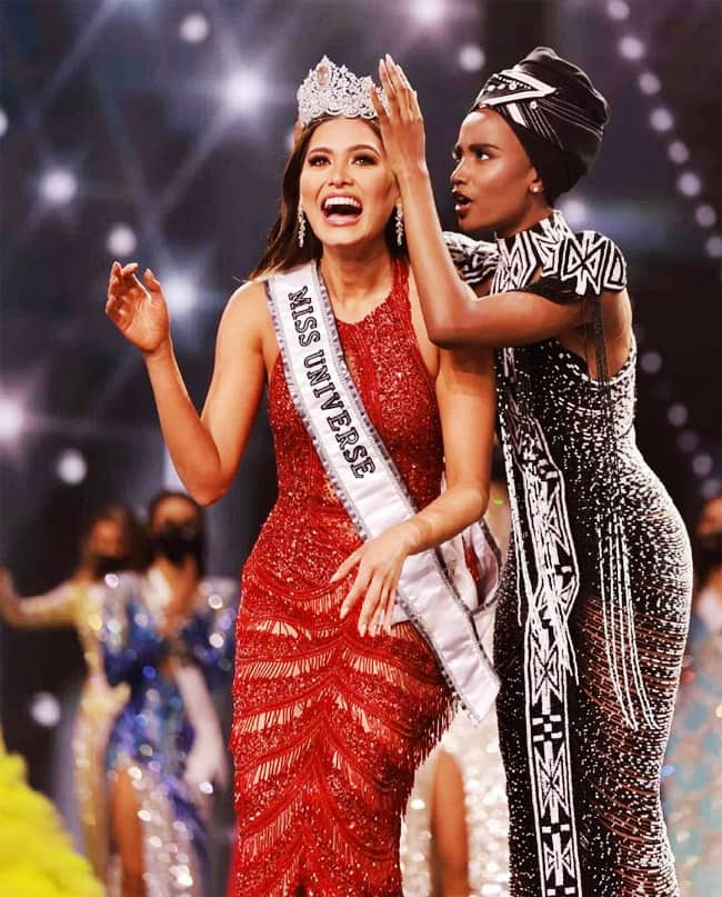 Who is Andrea Meza who has been crowned Miss Universe 2020