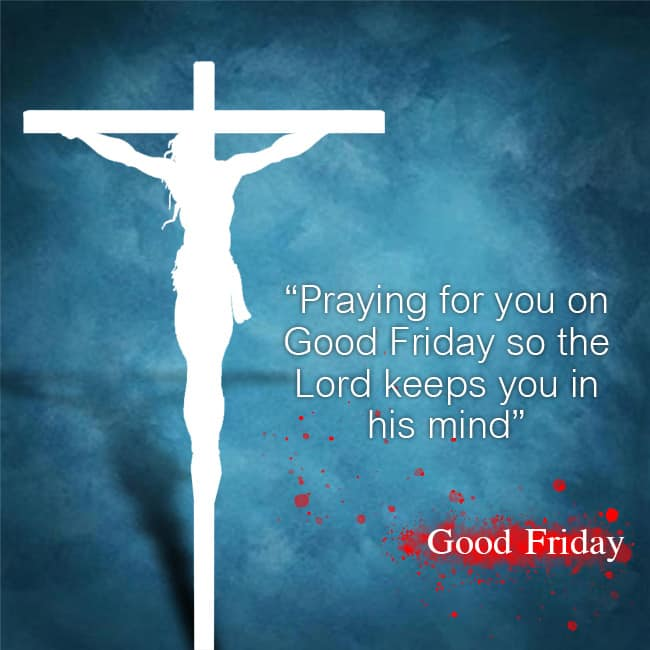 Wishes for Good Friday 2018