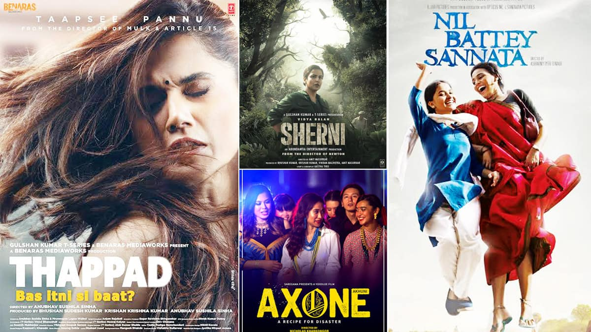 Women s Equality Day 2021  Indian films that really talk about women and empowerment